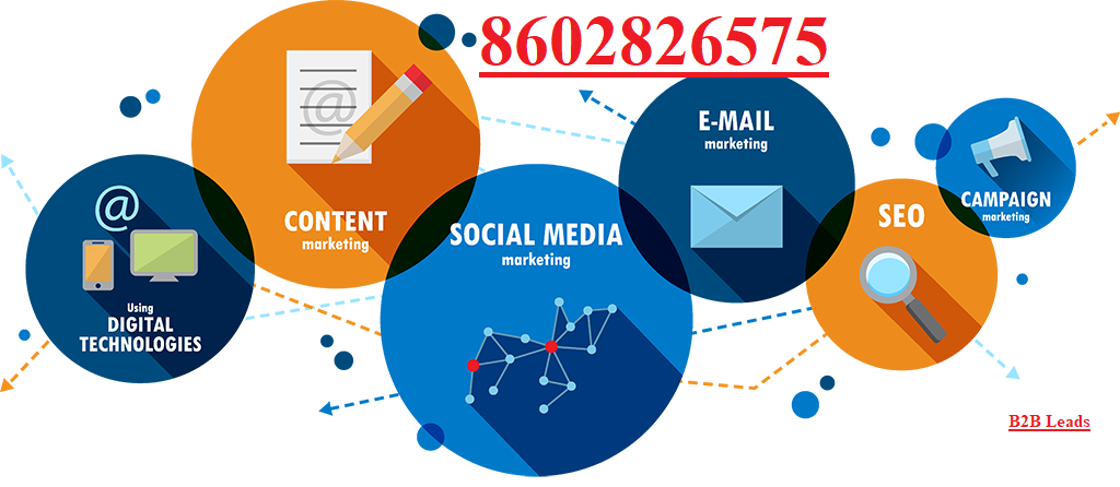 B2B LEADS Lead Generation, Bulk Database Seller, SEO, Digital Marketing Company in Punjab