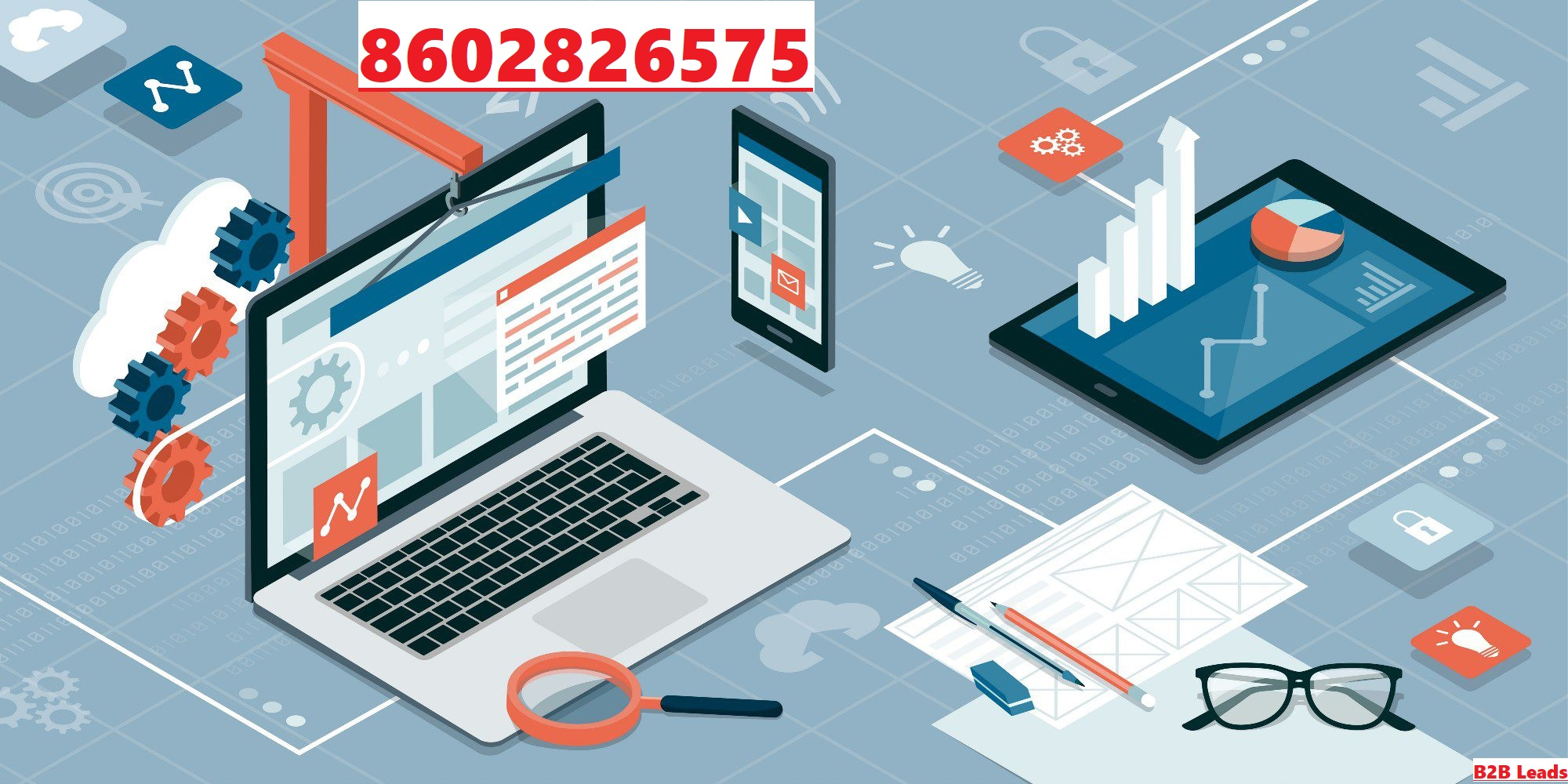 Business Leads Provider in Dhanbad – B2B database and Digital Marketing Company in Dhanbad