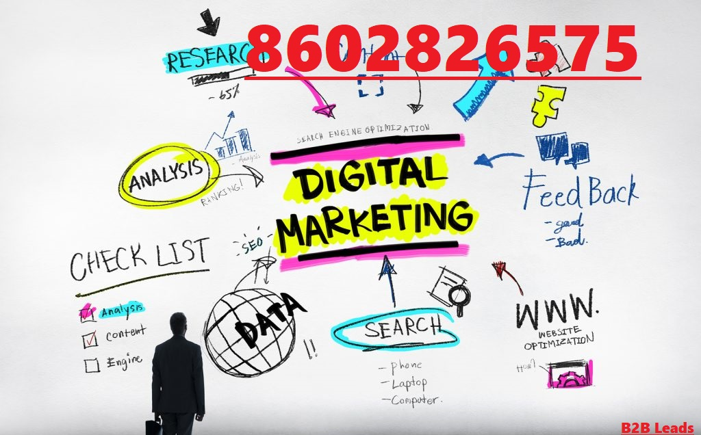 Business Leads Provider in Surat – B2B database and Digital Marketing Company in Surat
