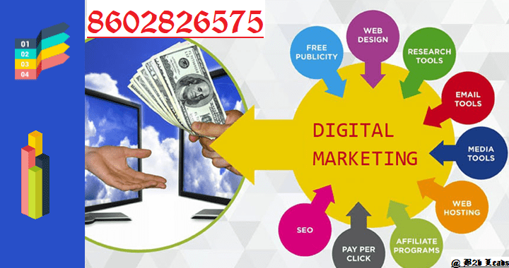 Lead Generation, Database Seller, SEO & Digital Marketing in Dehradun Uttarakhand