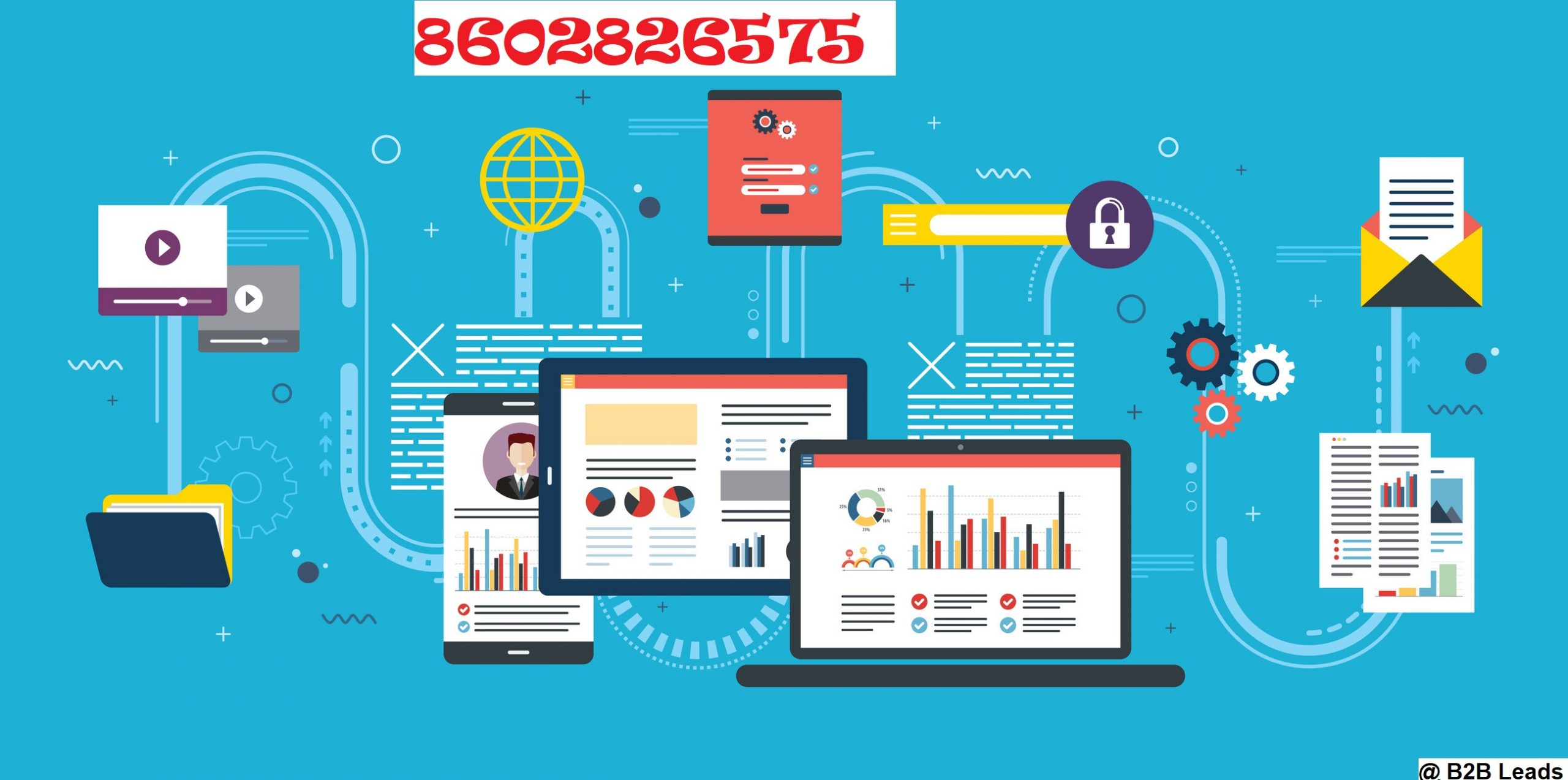 Lead Generation, Database Seller, SEO & Digital Marketing in Ratlam Madhya Pradesh