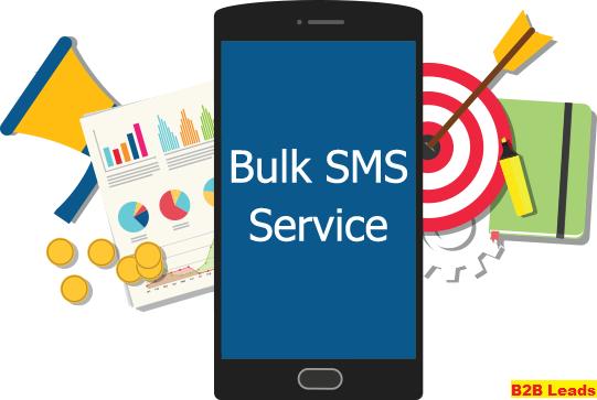 Bulk SMS Service - B2B Leads- B2B SMS